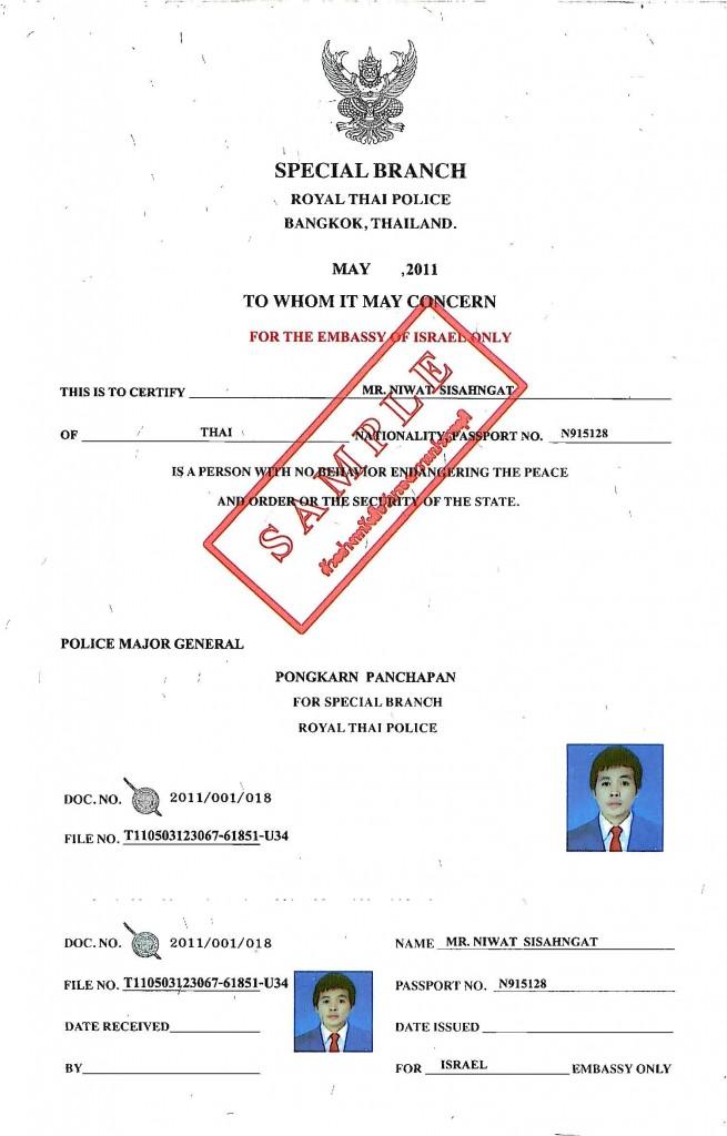 certificate-police