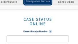 ตรวจสอบสถานะเคสในขั้นตอนต่างๆ ของ immigration อเมริกา